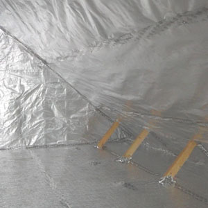Install Radiant Barrier or Attic Insulations